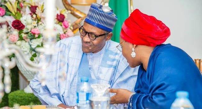 'Happy Birthday To My Incorruptible GMB' – Aisha Buhari Celebrates Husband