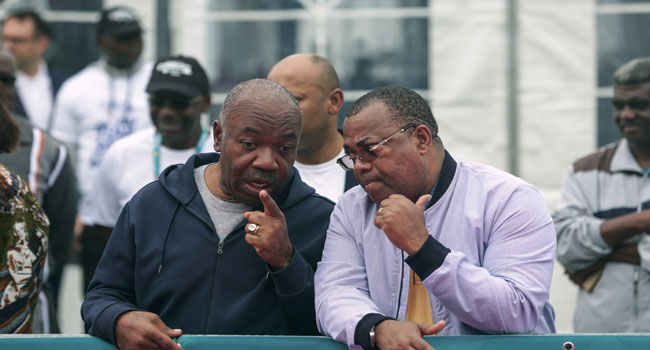Gabon's Ex-Chief Of Staff Loses Ministerial Post