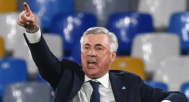 We Want To Reach Europe Next Season, Ancelotti Tells Everton Players