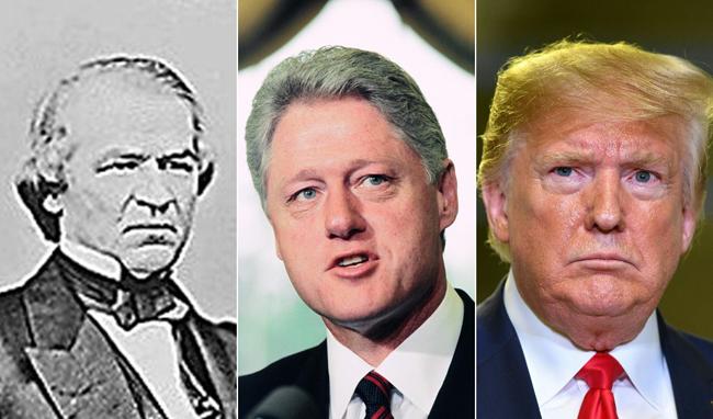 Us President Donald Trump Impeached Nigerian Canadian News