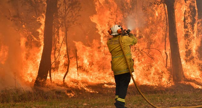 Fire-Hit Australia Gets $1.4bn Recovery Fund
