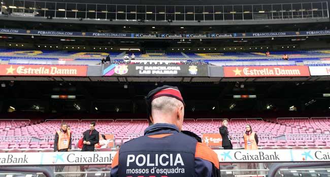 Barcelona, Real Madrid Set For El Clasico