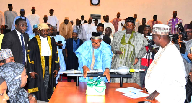 PHOTOS: Bauchi Govt Budgets N167bn For 2020 - Channels Television