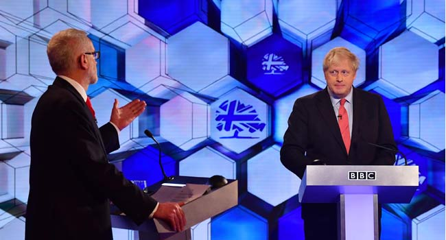 UK Election Rivals Face Off For Final Time Ahead Of Poll