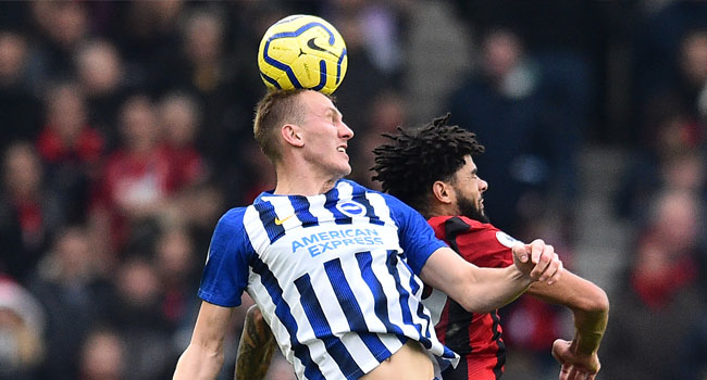Relegation Battle Toughen As Brighton Beat Bournemouth, Climbs To 13 Place