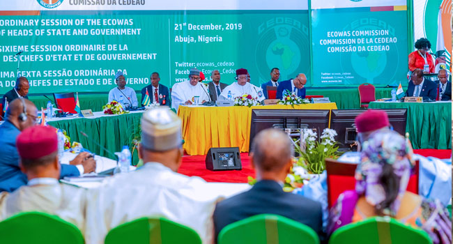 President Buhari Joins Other African Leaders For ECOWAS Session Today
