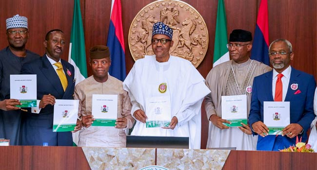 Buhari Launches Revised National Security Strategy
