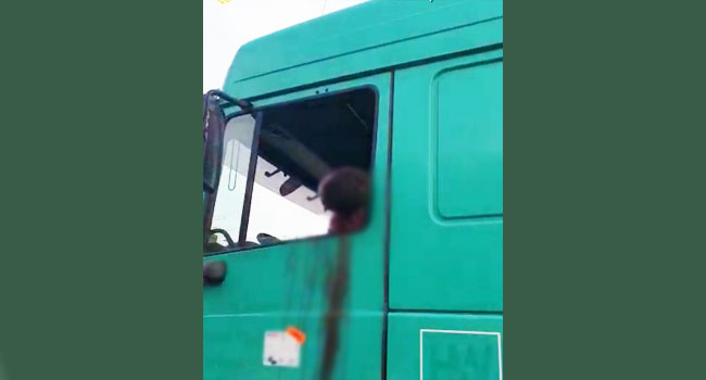 Tension In Ondo As Policeman Allegedly Shoots, Kills Truck Driver