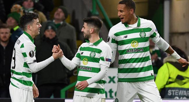 Ten-Man Celtic Prolong Rangers' Wait For Silverware