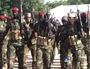 Chadian-Troops
