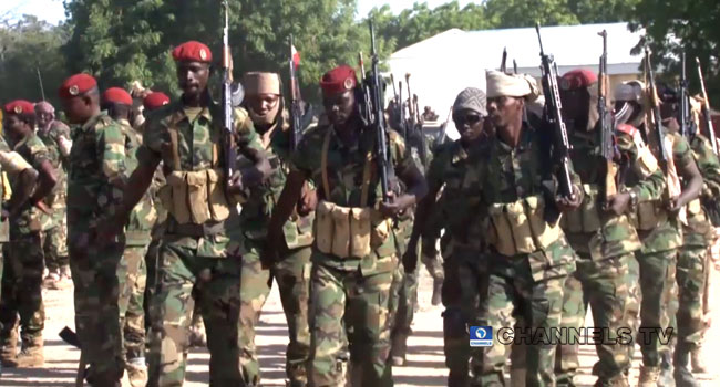 Buhari Lauds MNJTF Troops In Insurgency War