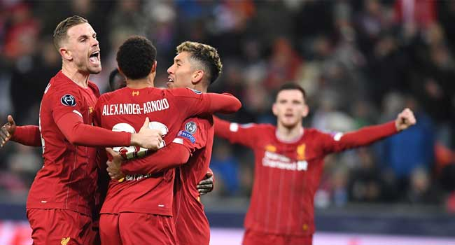 Liverpool Hungry For European Glory Despite Premier League Push