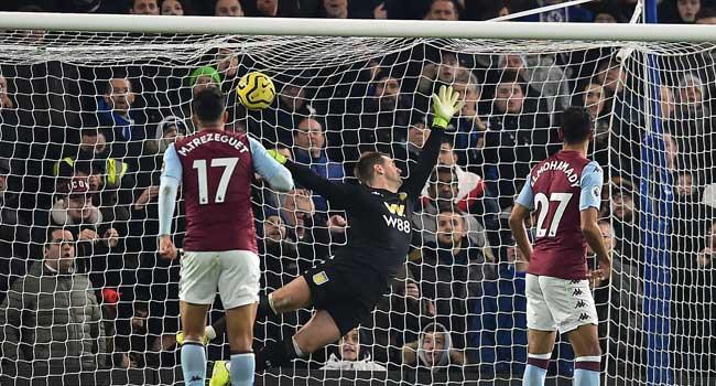 Chelsea Beat Aston Villa In Premier League Clash