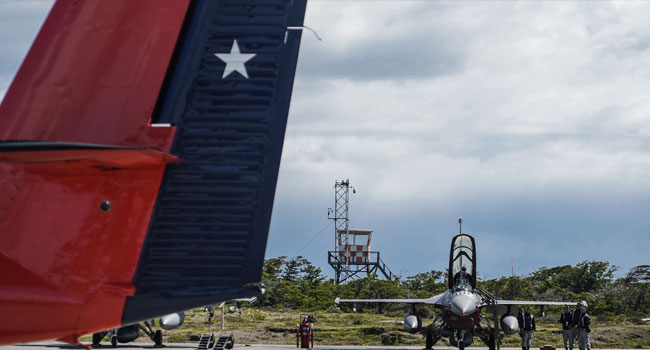 Chile Confirms Finding Human Remains, Debris, From Missing Plane