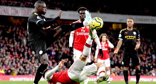 Arsenal Fall To Man City At Emirates Stadium