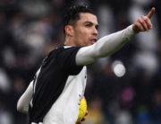A file photo of Juventus star Cristiano Ronaldo.