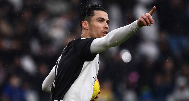 Ronaldo Rescues A Point For Juve Against Sassuolo