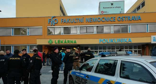 Death Toll In Czech Hospital Rampage Rises To Six
