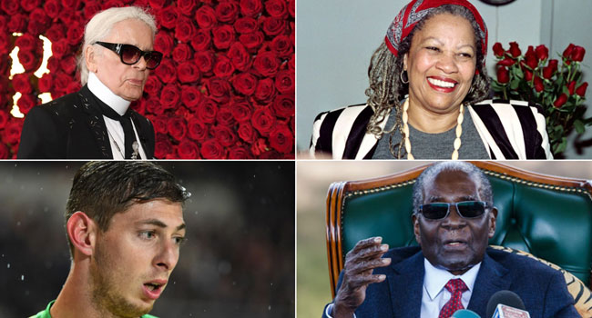 40 Notable Deaths Of 2019