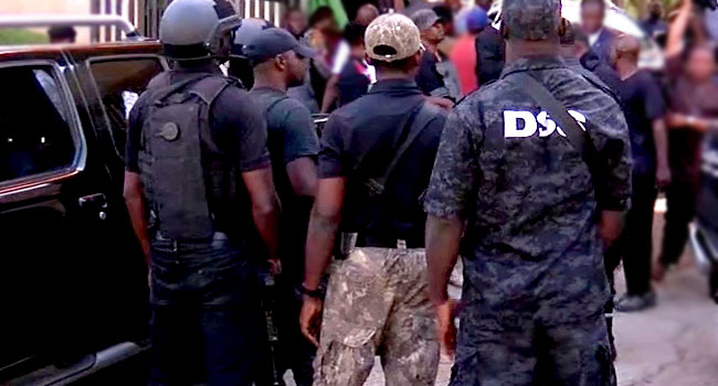 DSS Says IPOB Attacked Its Patrol Team In Enugu, Killed Two Officers