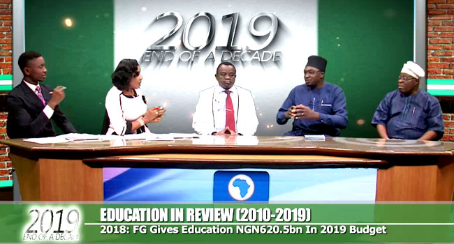 Top Experts Review Nigeria's Major Events Of The Decade