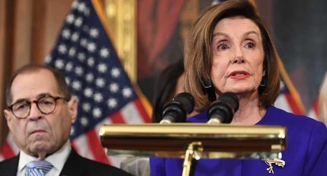 Democrats Unveil Impeachment Charges Against Trump