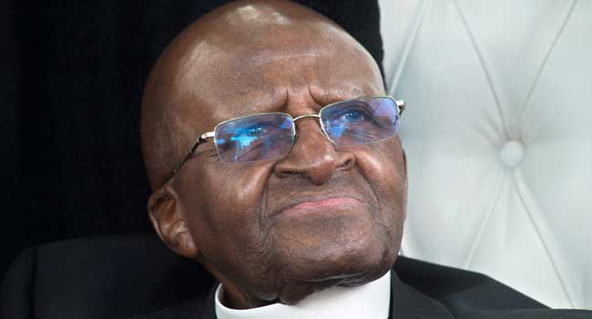 South Africa's Tutu Could Be Discharged Next Week