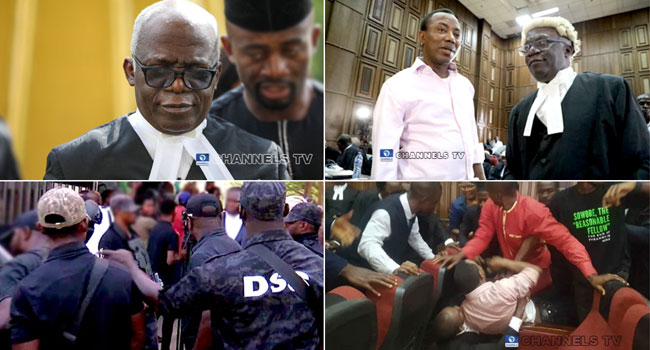 Sowore's Rearrest: DSS Desecrated Court, Their Leader Apologised, Falana Insists