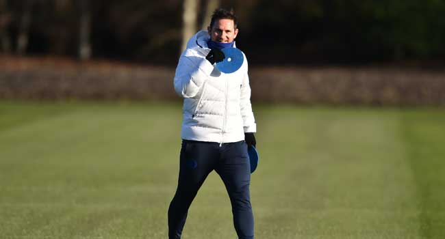 Lampard Challenges Young Chelsea Players To Step Up