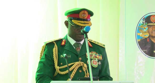 Nigeria Is Experiencing Myriads Of Security Challenges, Says General Olonisakin