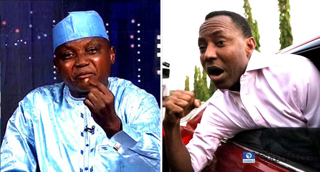 Sowore: We Won't Allow Troublemakers To Incite Nigerians, Presidency Warns