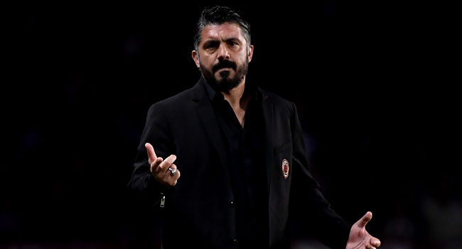 Napoli Appoint Gattuso After Sacking Ancelotti