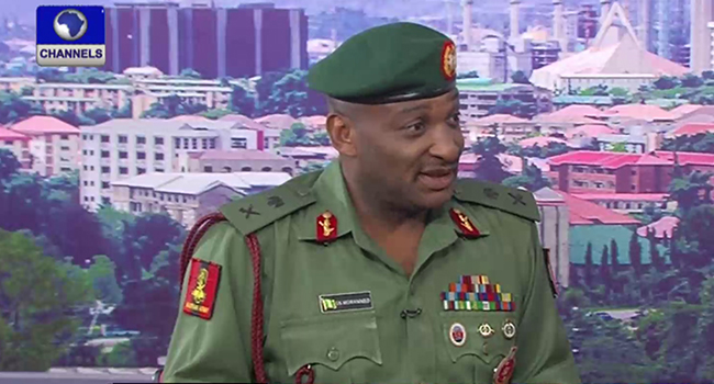 Why Using Phones At Checkpoint Is Wrong – Military Chief