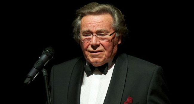 Legendary German Tenor Peter Schreier Dies Aged 84