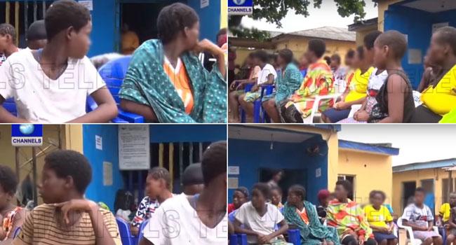 Lagos Baby Factory: 11 Women Deliver