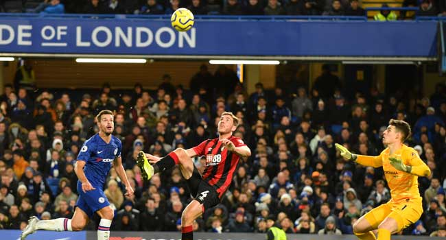 Gosling Gives Bournemouth Shock Win Over Chelsea
