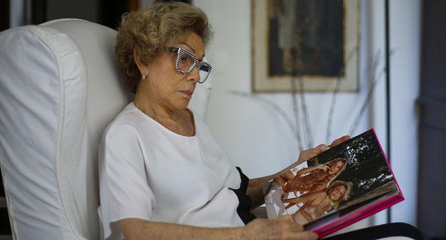 Brazilian Grandmother Turned Lingerie Model Shines Light On Older Women