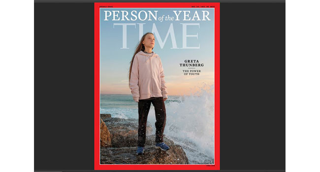 Trump Mocks Thunberg After Emerging TIME' Person Of The Year