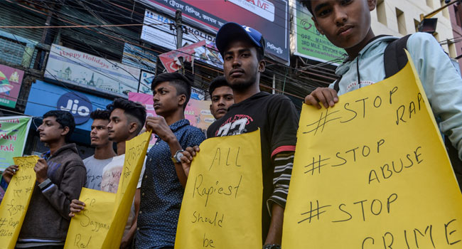 India's Top Court To Probe Police Killings Of Rape-Murder Suspects