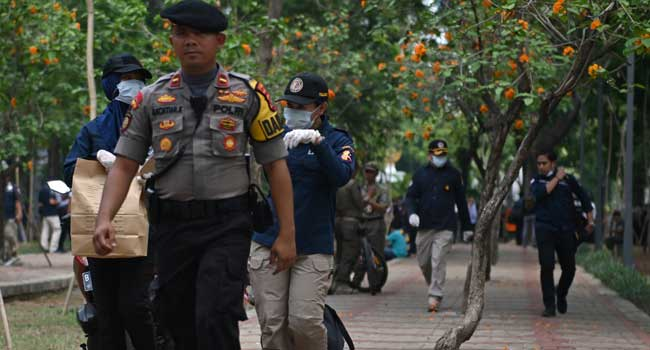 Two Injured In Indonesia Grenade Explosion