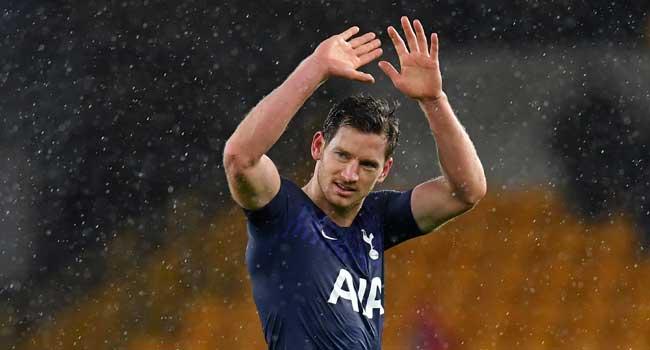Jan Vertonghen Confirms Tottenham Exit