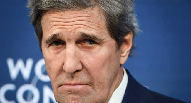 Former US Secretary Of State Kerry Endorses Biden For President