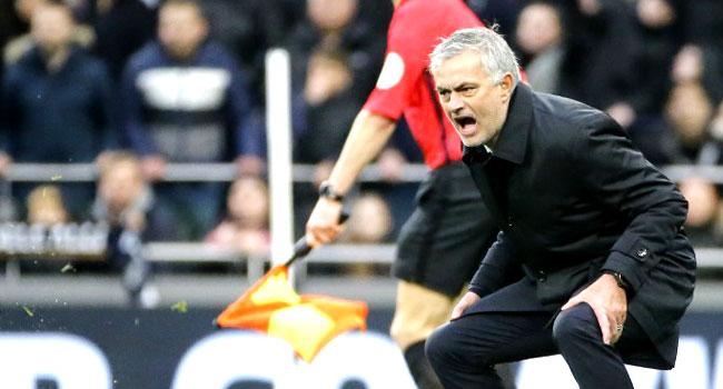 Tottenham Boss Mourinho 'Desperate' For Premier League Return