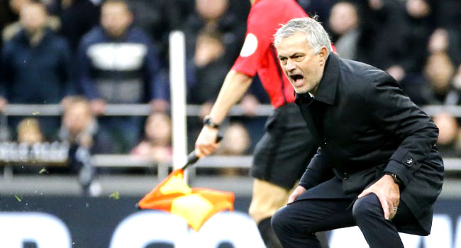 Tottenham's Defensive Mistakes Worry Mourinho