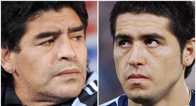 Riquelme Beats Maradona As Boca Juniors Elect New President