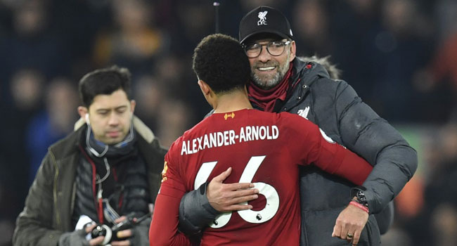 Liverpool Ride Their Luck To Beat Wolves 1-0