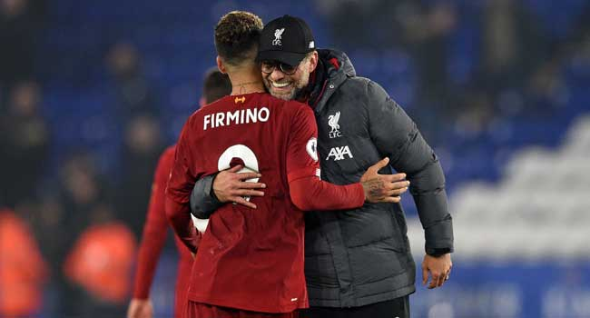 Klopp Insists He Never Lost Faith In Firmino