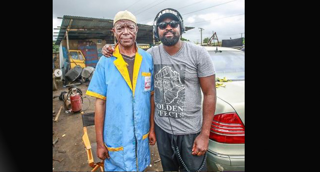 'I Wish I Knew How To Relate With Death', Kunle Afolayan Mourns Alabi Yellow
