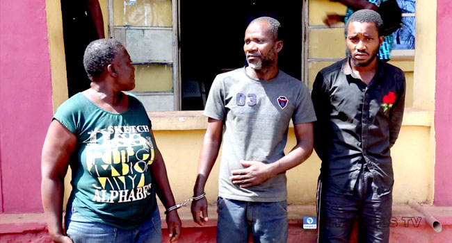 Ritual Murder: The Spirit Did Not Bring Money, Says Fake Pastor