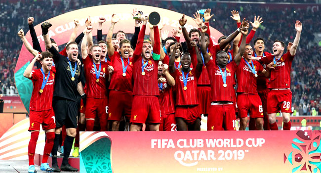 Liverpool Beat Flamengo To Win Club World Cup